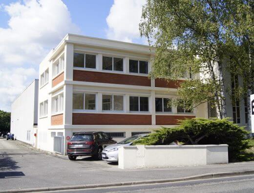 Bureaux à louer Senlis 216m² - vue extérieur