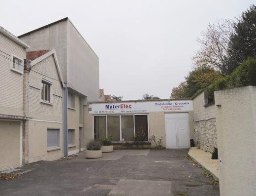 Senlis - Location bureaux 340m² - Lots 45 et 46 extérieur
