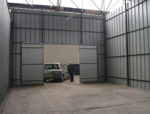 SENLIS - Location entrepôt 96 m2