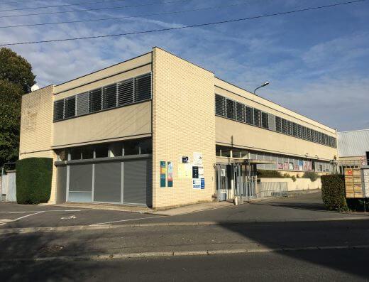 Senlis - Location bureaux 906m extérieur cube