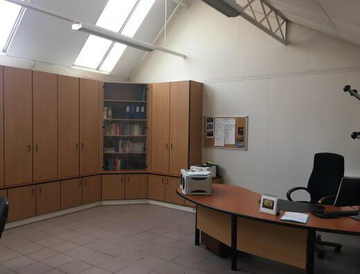 Senlis Location bureaux 2G - ex FCN