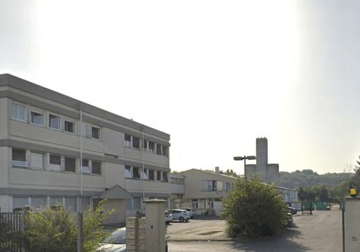Site Nogent-sur-Oise - vue de la rue