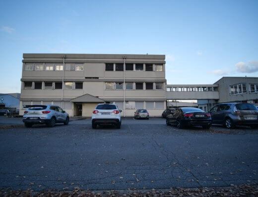 Bureaux à louer- Batiment A - Nogent sur Oise