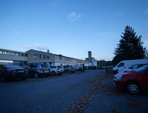 Location bureaux- Batiment B - Nogent sur Oise